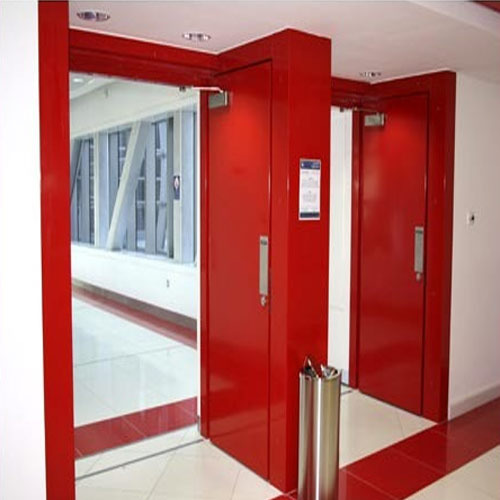 fire resistant doors. Black Bedroom Furniture Sets. Home Design Ideas